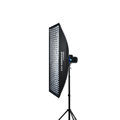 SPEEDBOX-312  GRID STROBE SOFTBOXSMDV