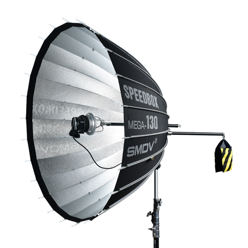 SPEEDBOX MEGA-130 * Deep Type * Mega Line / STROBE SOFTBOXSMDV