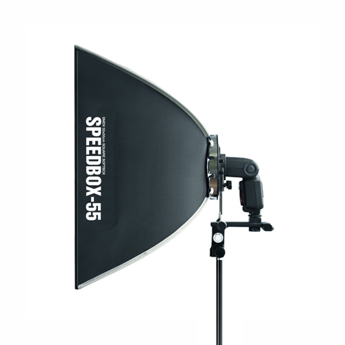 SPEEDBOX-55 / Size : 55 x 55 cm SPEEDLITE SOFTBOXSMDV