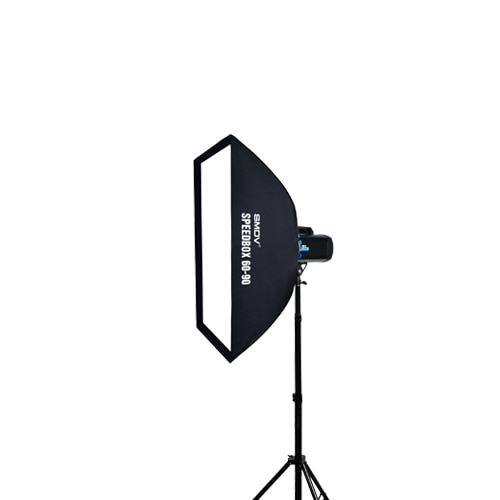 SPEEDBOX 60-90 / Size : 60 x 90 cm Square Line / STROBE SOFTBOXSMDV
