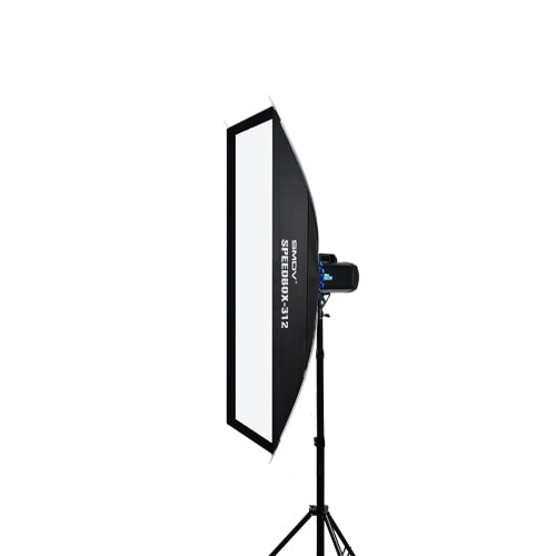 SPEEDBOX-312 / Size : 30 x 120 cm Strip Line / STROBE SOFTBOXSMDV