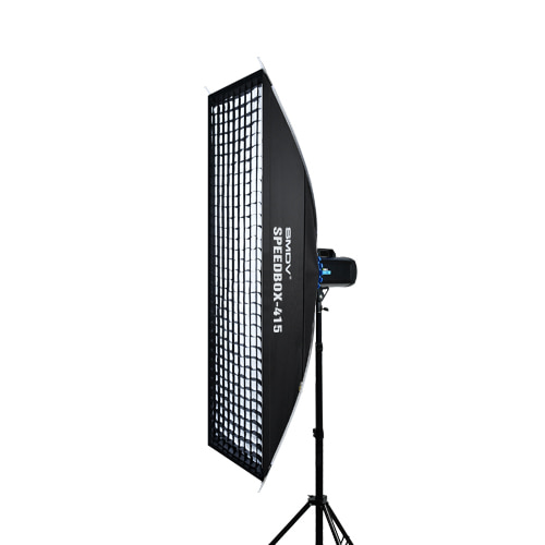 SPEEDBOX-415  GRID STROBE SOFTBOXSMDV
