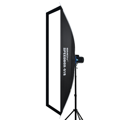 SPEEDBOX-518 / Size : 50 x 180 cm Strip Line / STROBE SOFTBOXSMDV