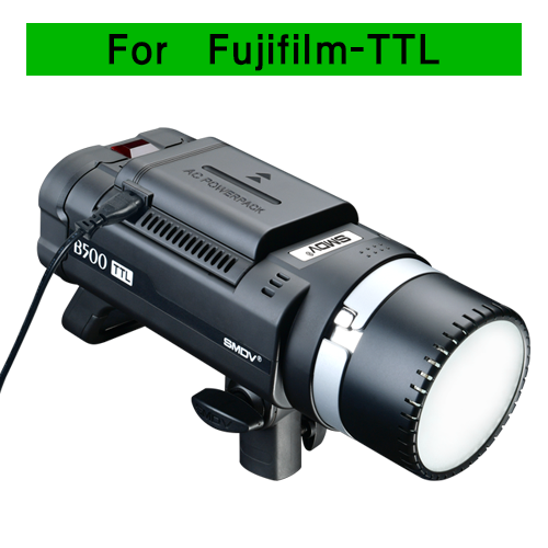 B500 TTL / AC-DC Dual-Purpose For Fujifilm / AC Power TypeSMDV