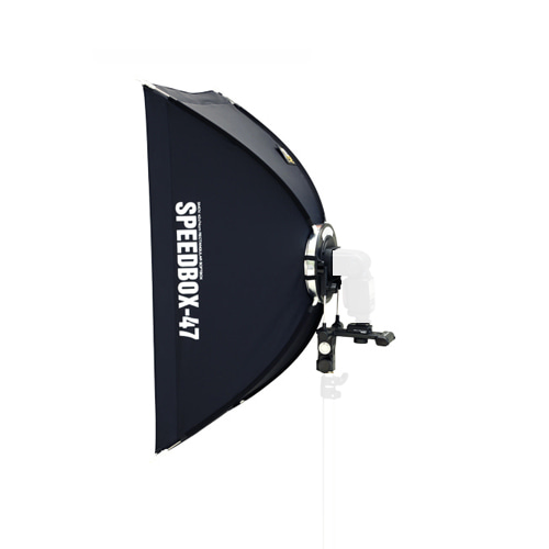 SPEEDBOX-47 / Size : 40 x 70 cm SPEEDLITE SOFTBOXSMDV